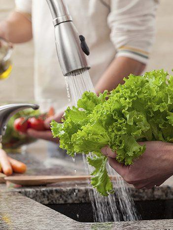 Intervención atención higiénico-alimentaria en instituciones
