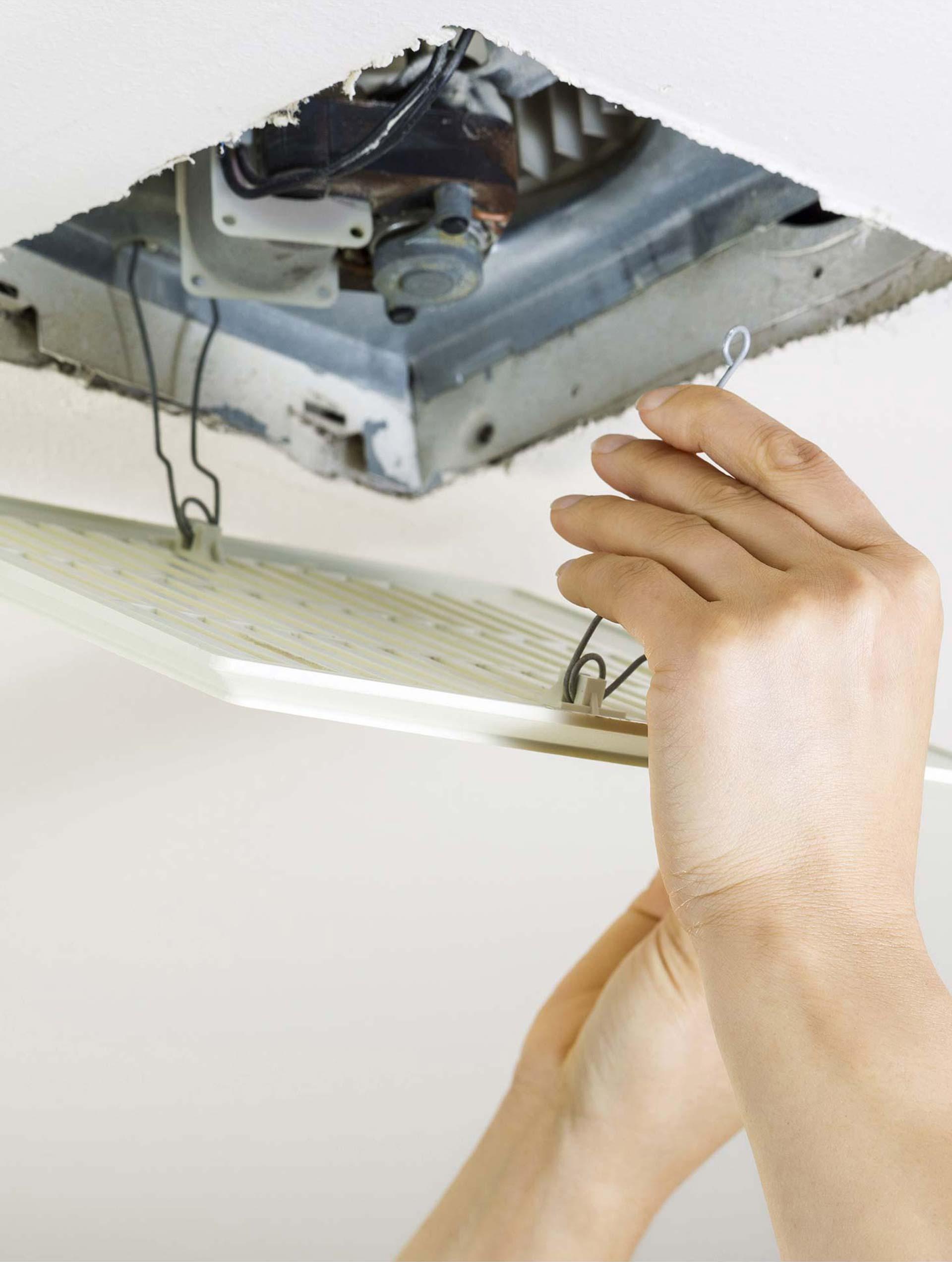 Instalaciones de ventilación extracción