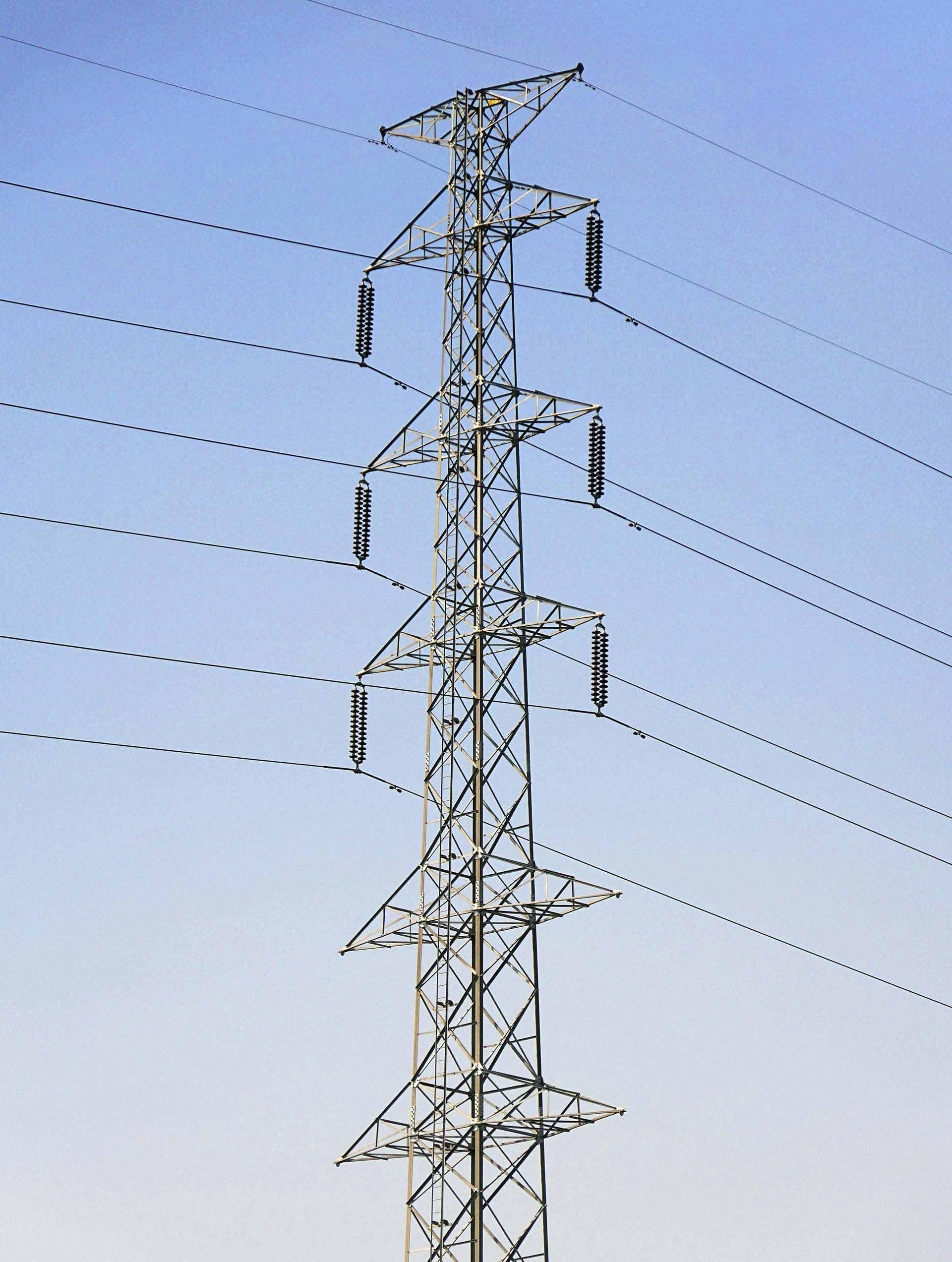 mantenimiento líneas alta tensión