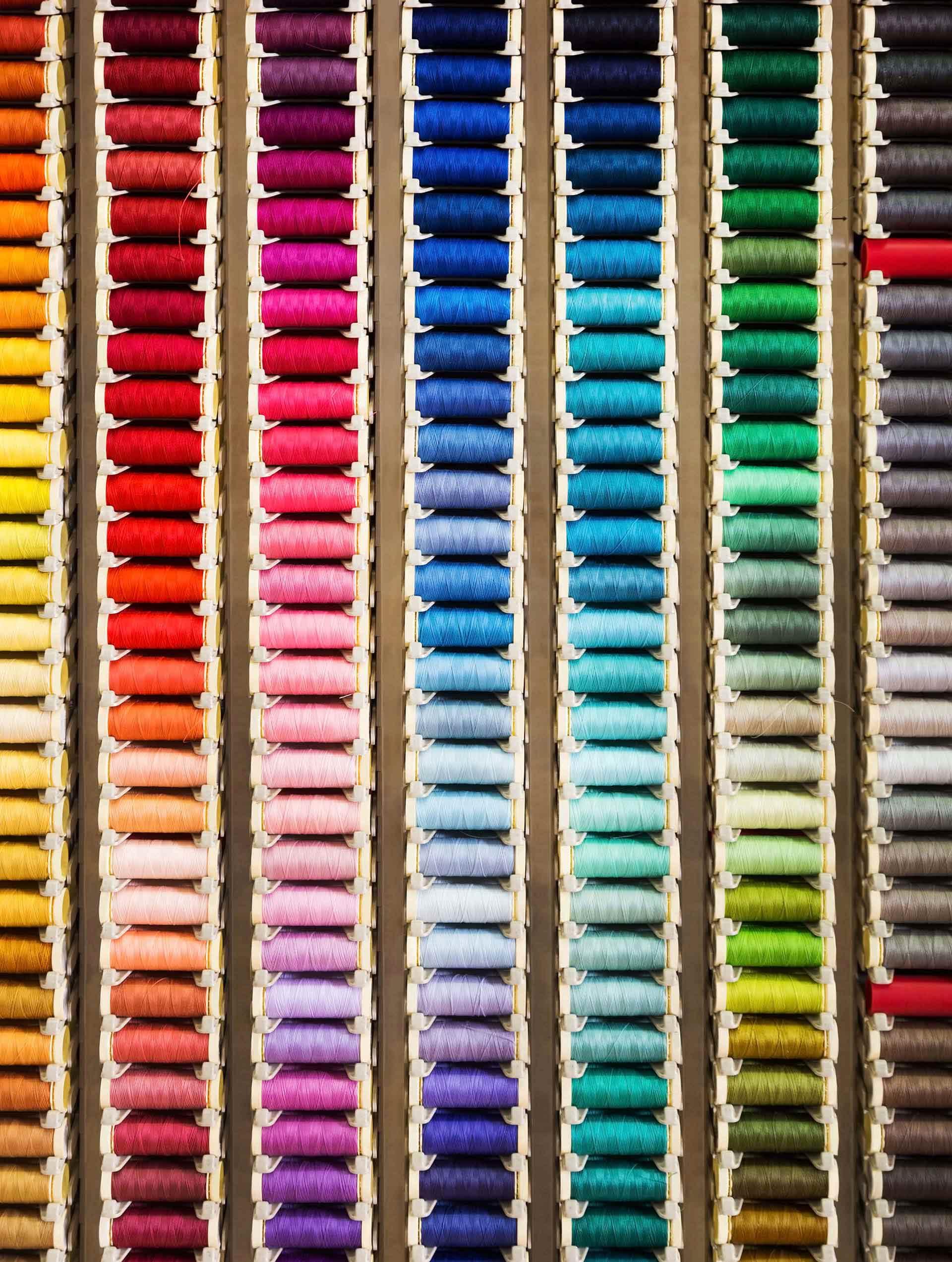 Fichas técnicas de los productos en el sector textil
