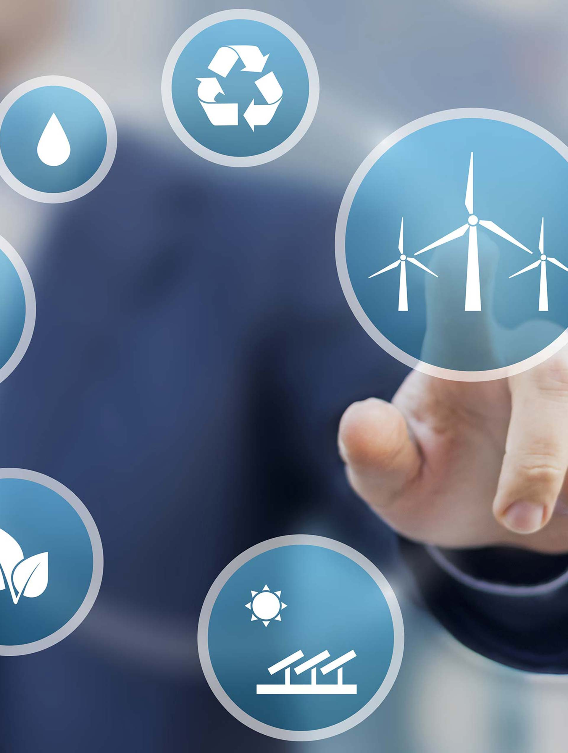 Energías renovables en la gestión energética