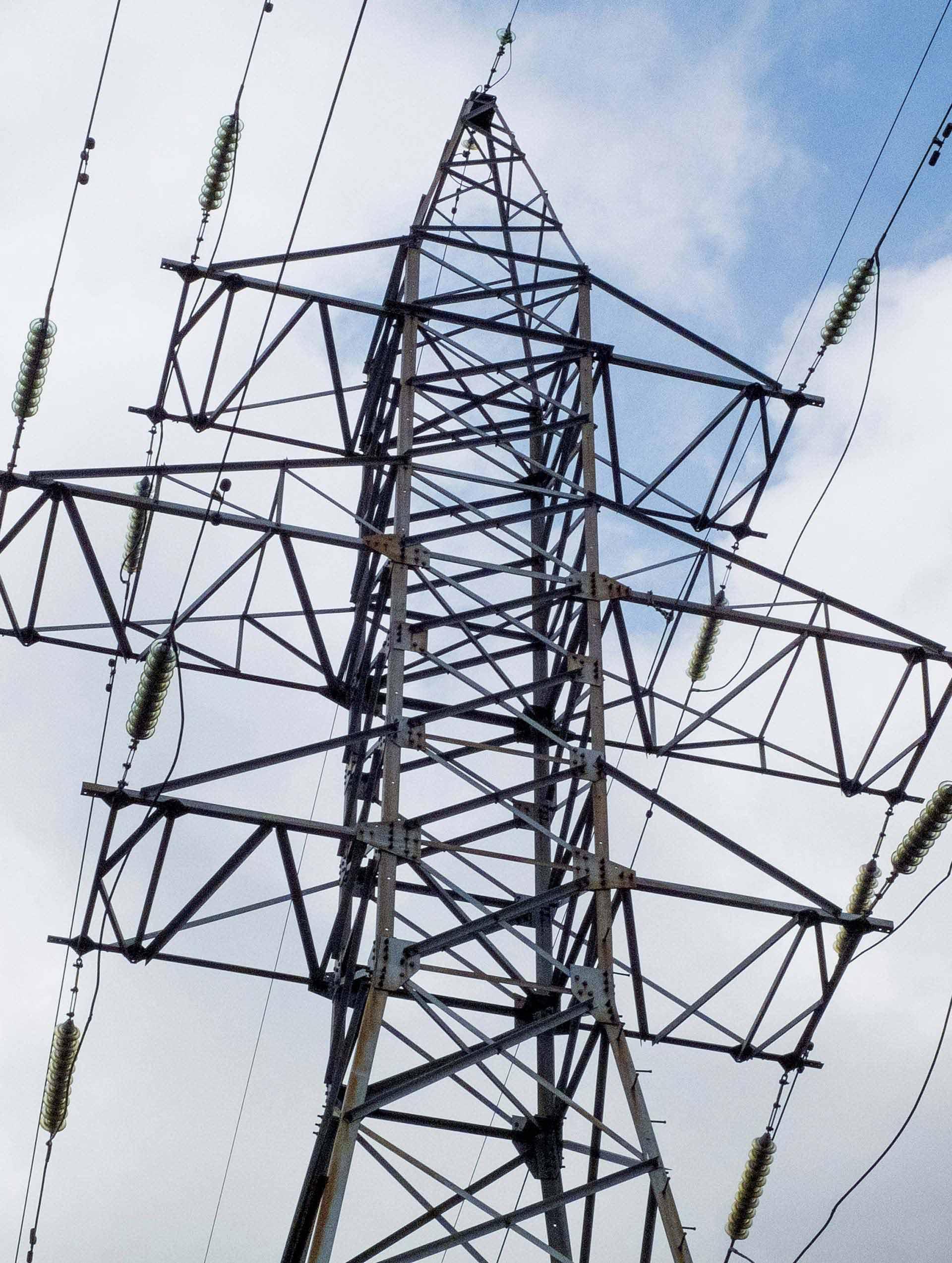 Normativa infraestructuras alta tensión