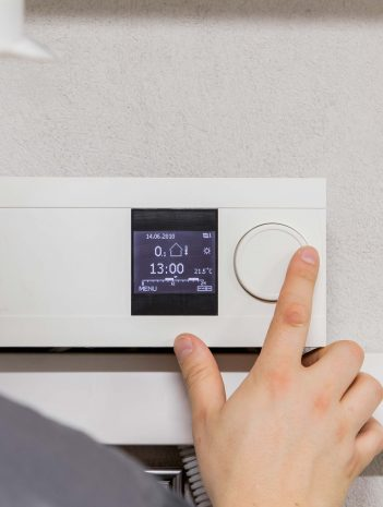 Instalación de climatización eficiente