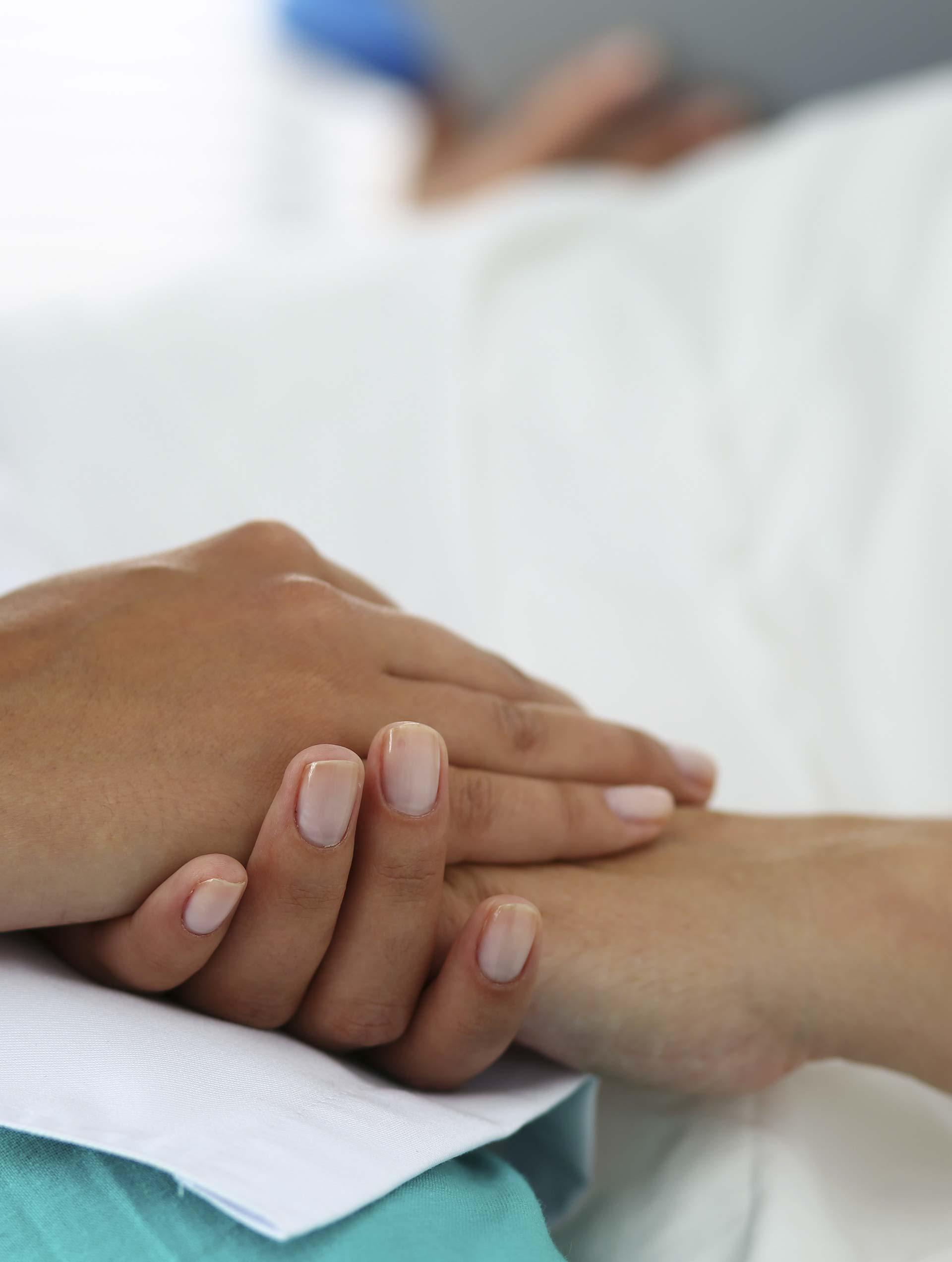 apoyo emocional al paciente terminal