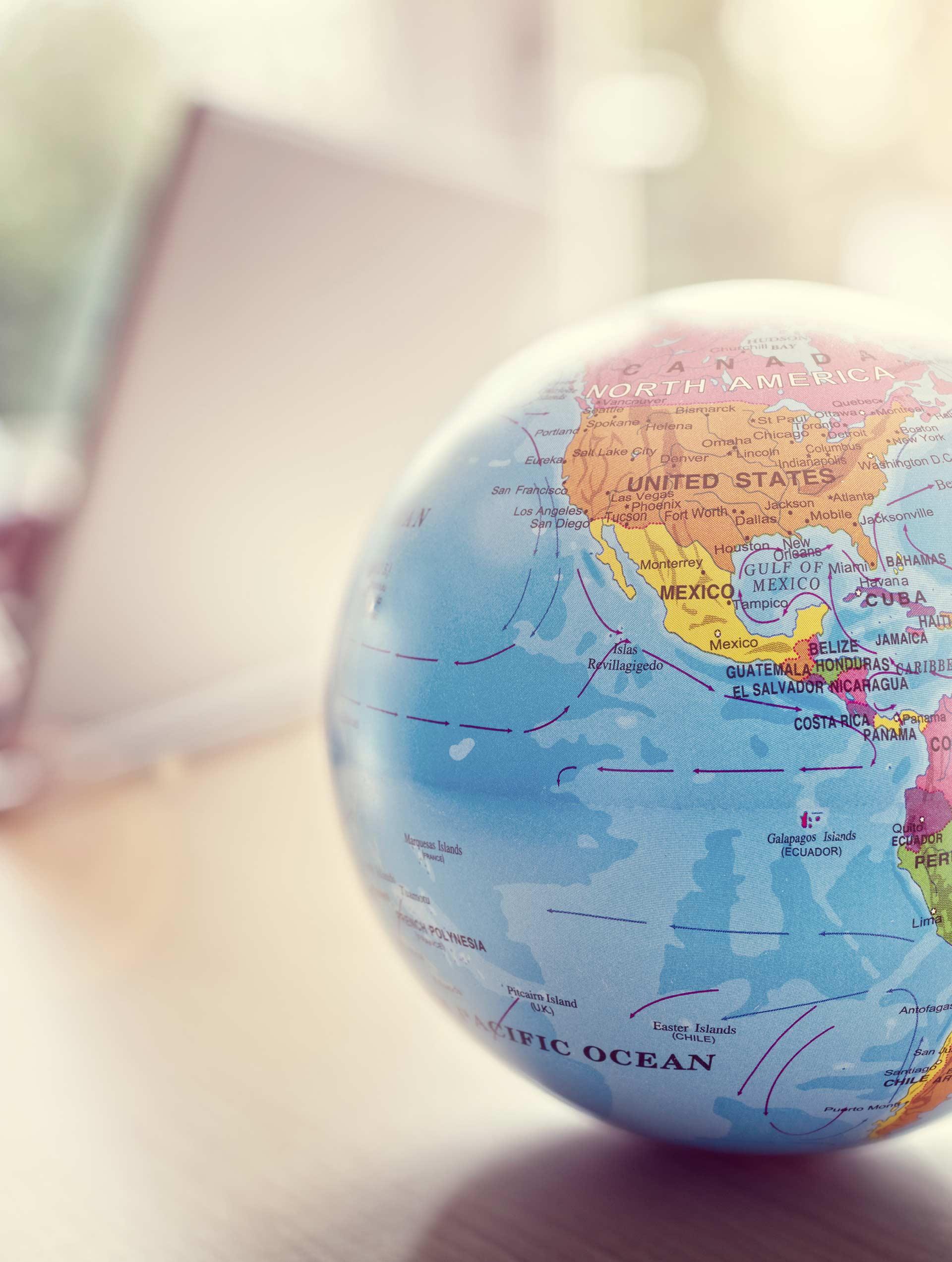 Cooperación e inversión exterior de la empresa española
