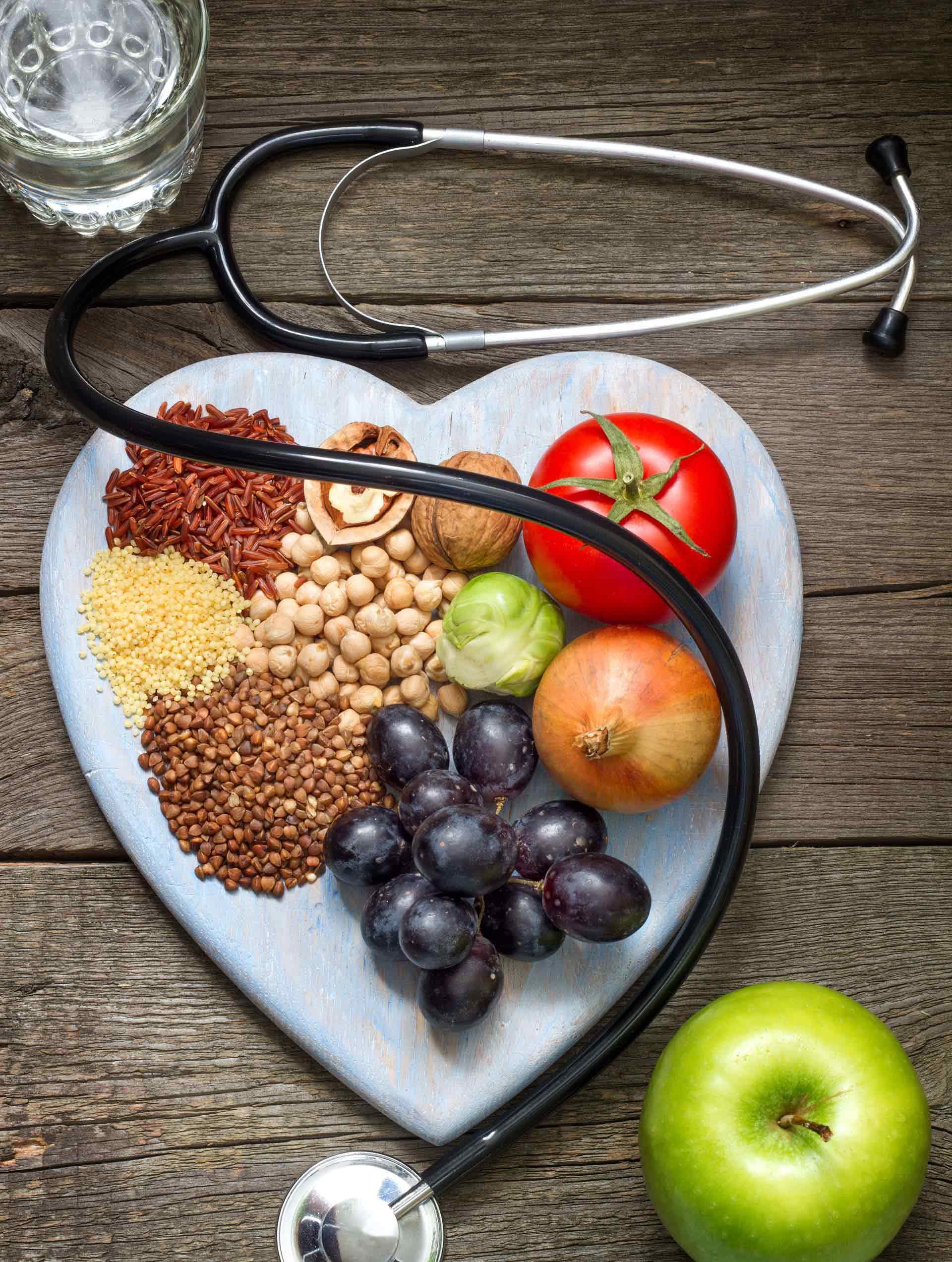 Menús para dietas especiales