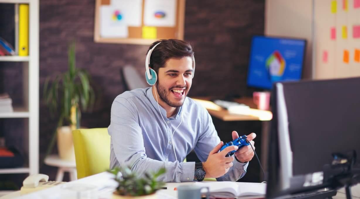 Industrias en auge: trabajar en la industria de los videojuegos