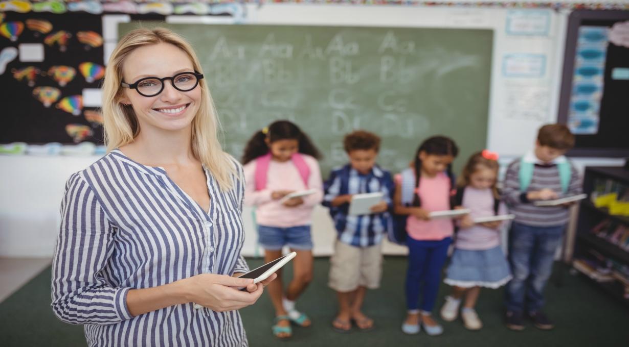 Cinco cursos para docentes que deseen mejorar su formación