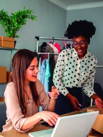 Internet en comercialización y relación con los clientes