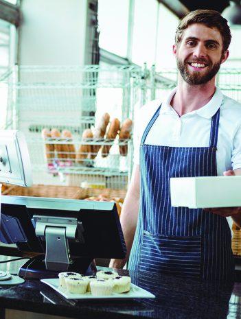 Merchandising y venta en panaderías