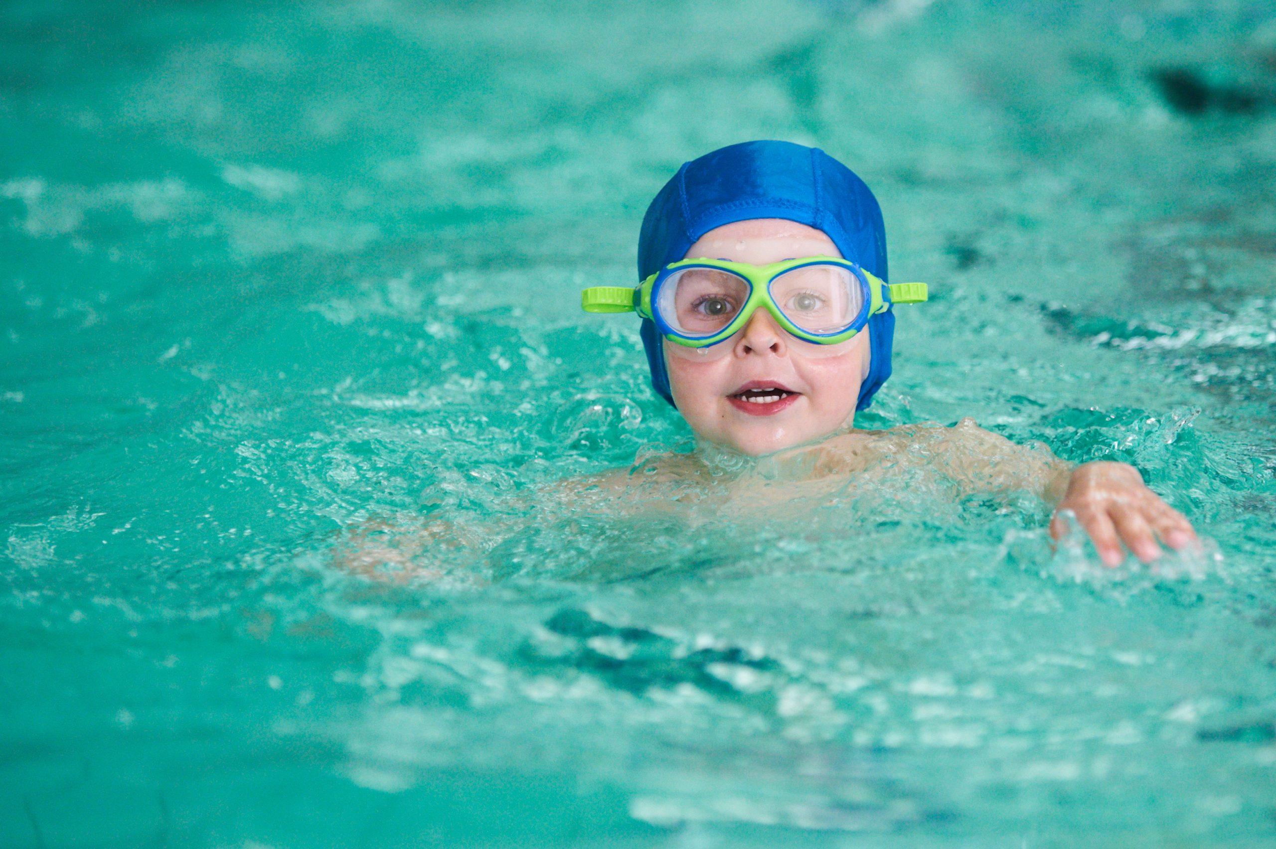Beneficios de las actividades acuáticas en bebés
