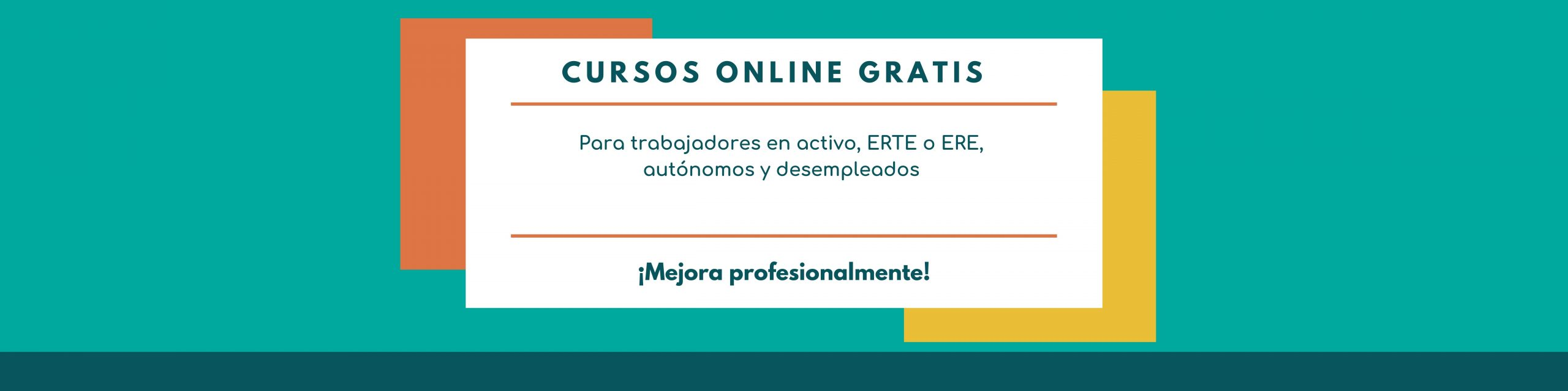 cursos online gratuitos especialidad del sepe