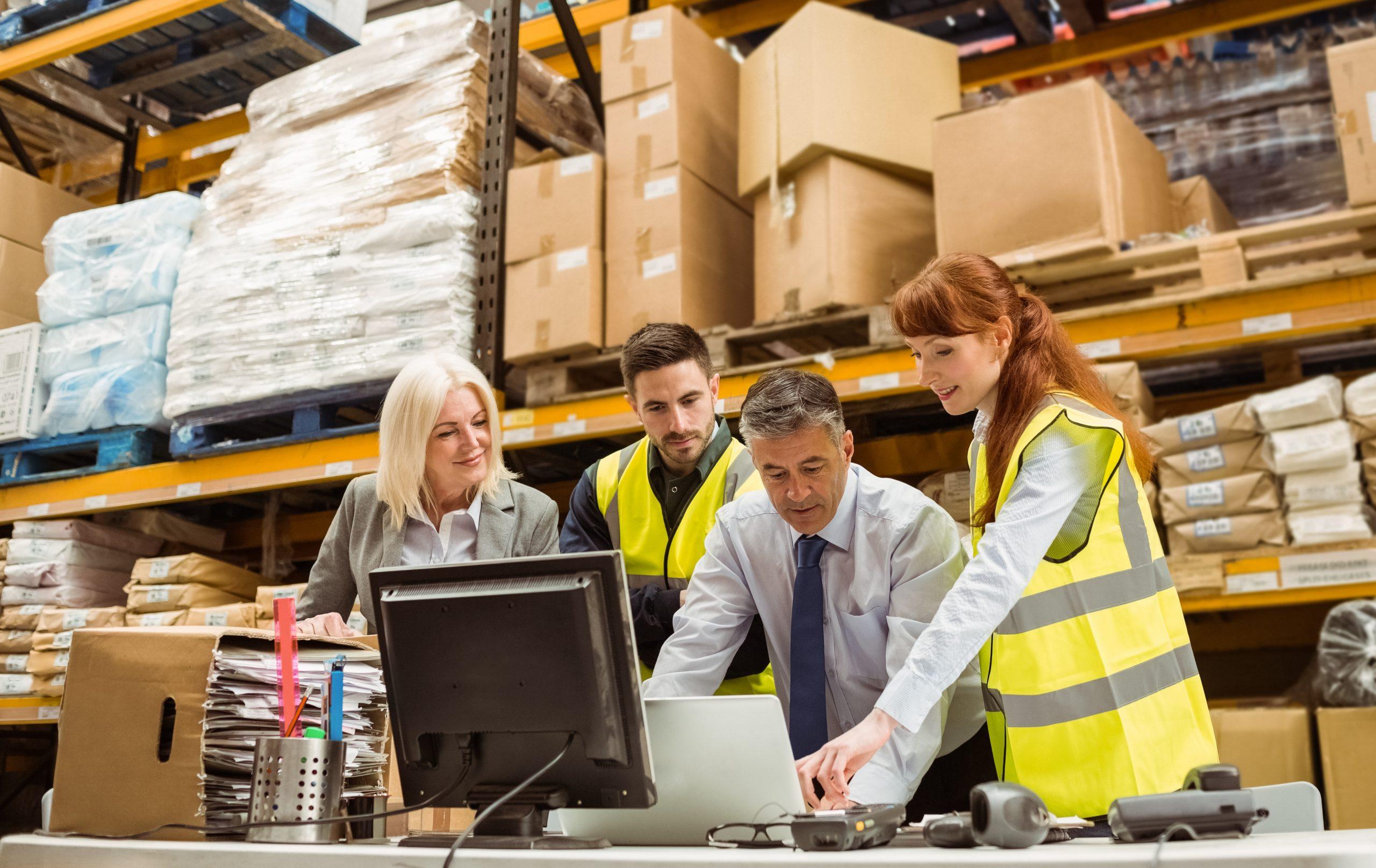 Objetivos de la gestión logística y sus beneficios