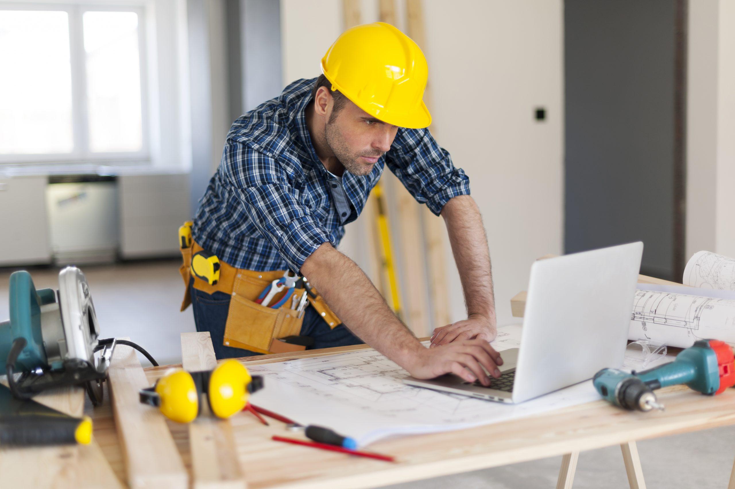 Ocupaciones de la construcción más demandadas
