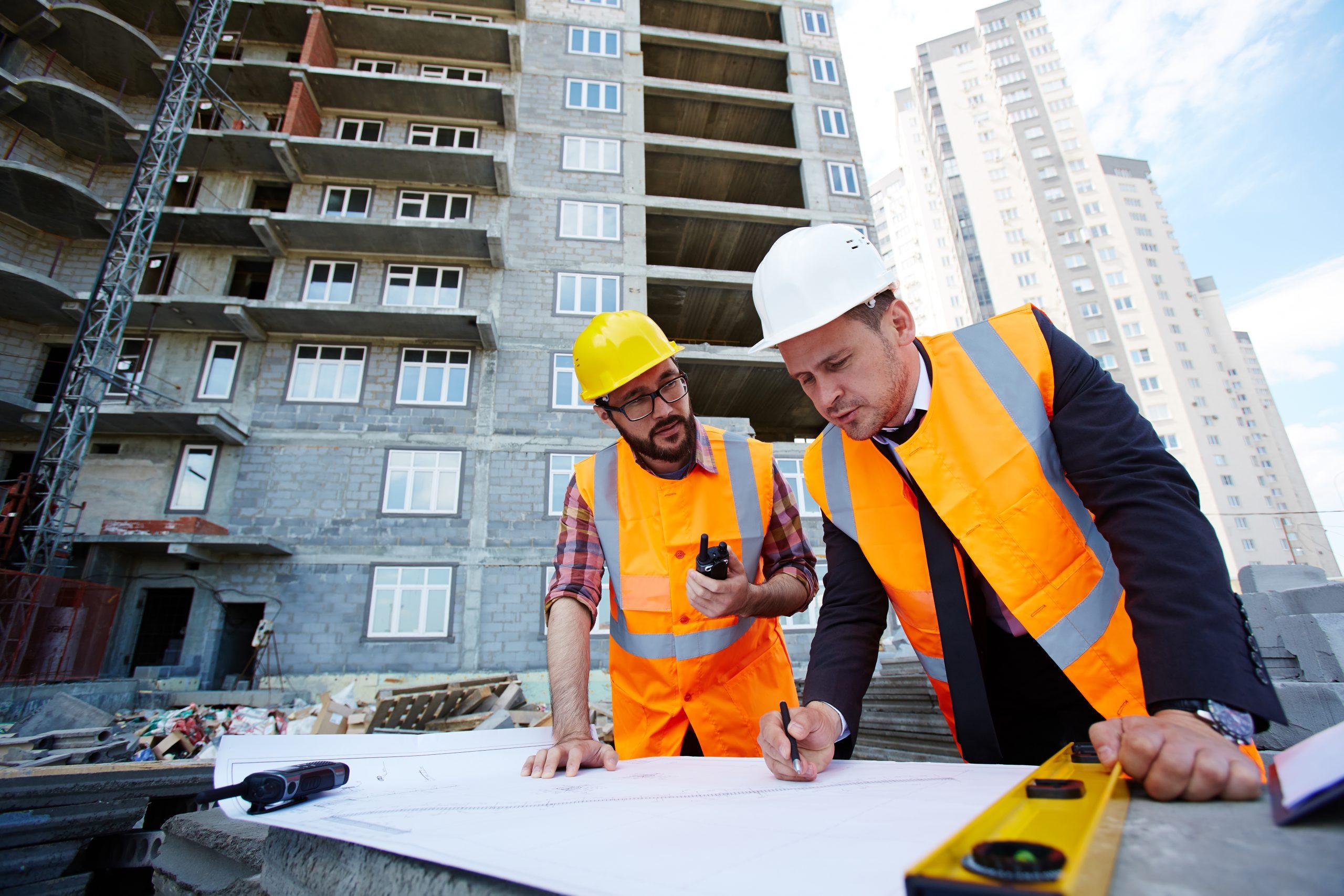 Trabajos del Sector Construcción con más demanda